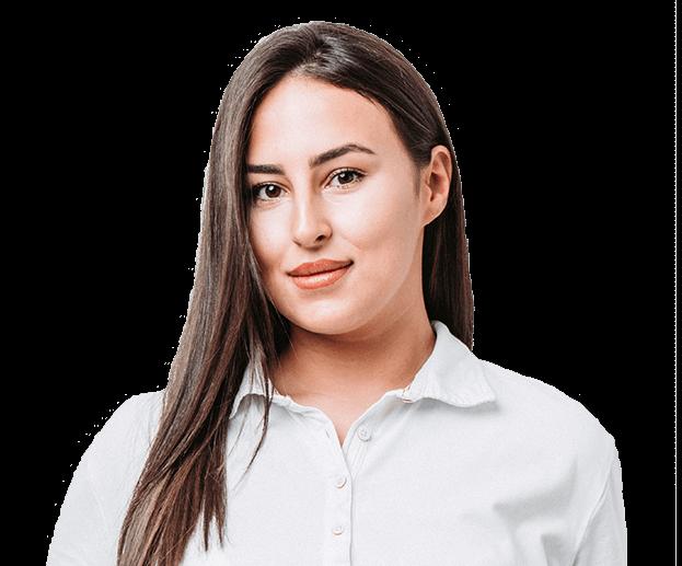 Ivana - Zahnarztassistentin